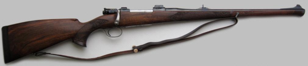 Mauser Mod 98 Stutzen Mit Bayerischen Schaft